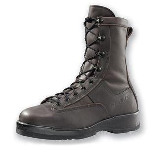 Wet Weather Safety Toe Flight Boots