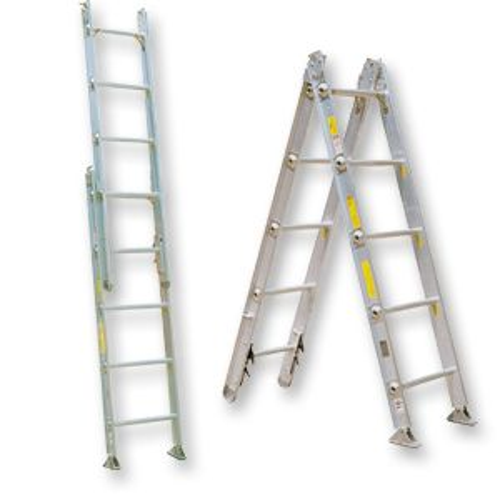 Aluminum Combination Ladder
