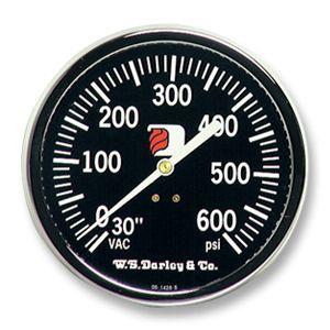 Darley Liquid-Filled Pressure Gauges