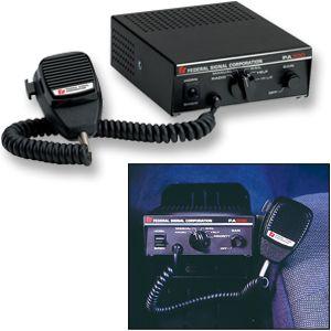 PA 300 Electronic Siren