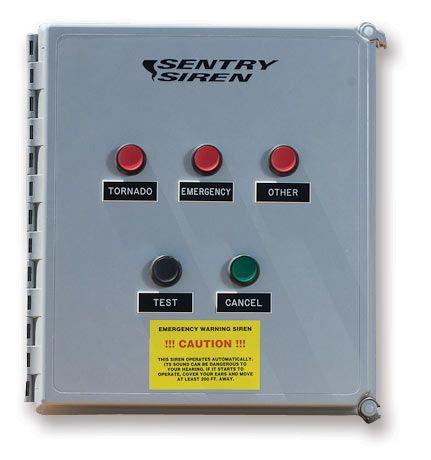 G1 Siren Controller