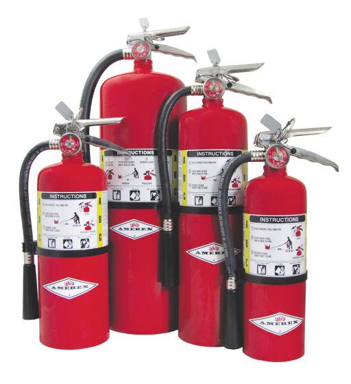 ABC Dry Chemical Extinguishers