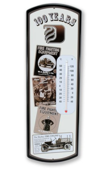"""Darley 24"""" Collectible Thermometer"""