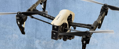 Zenmuse XT FLIR First Responder Advanced Drone Package Banner