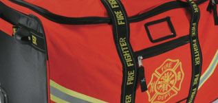 Turnout Gear Bags Banner