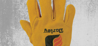 Turnout Gear Gloves Banner