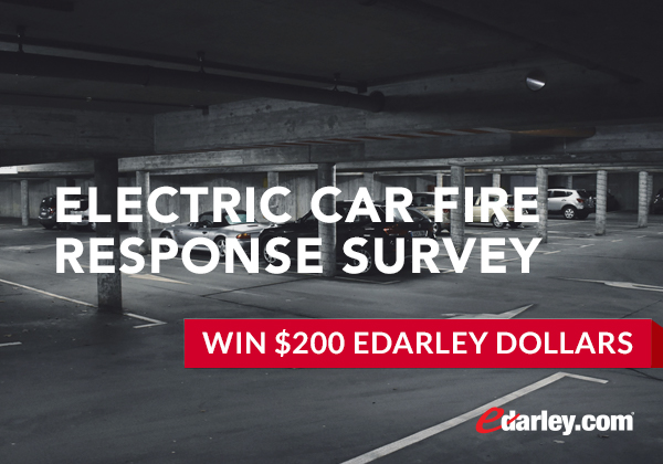 Electrical Car Fire Response Survey Promotional Image