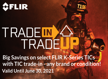 FLIR Trade In-Trade Up Promotional Image
