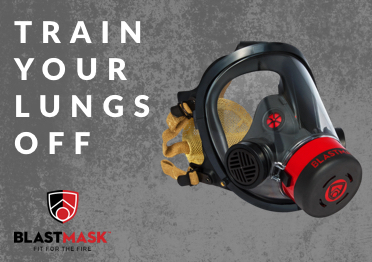 Blast Mask Training Regulator