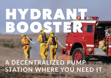 Shop Hydrant Booster