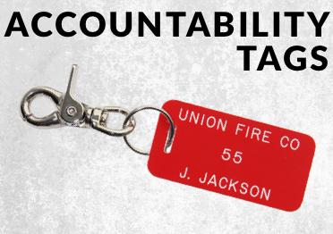 Shop Accountability tags