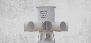 Outdoor Warning Sirens