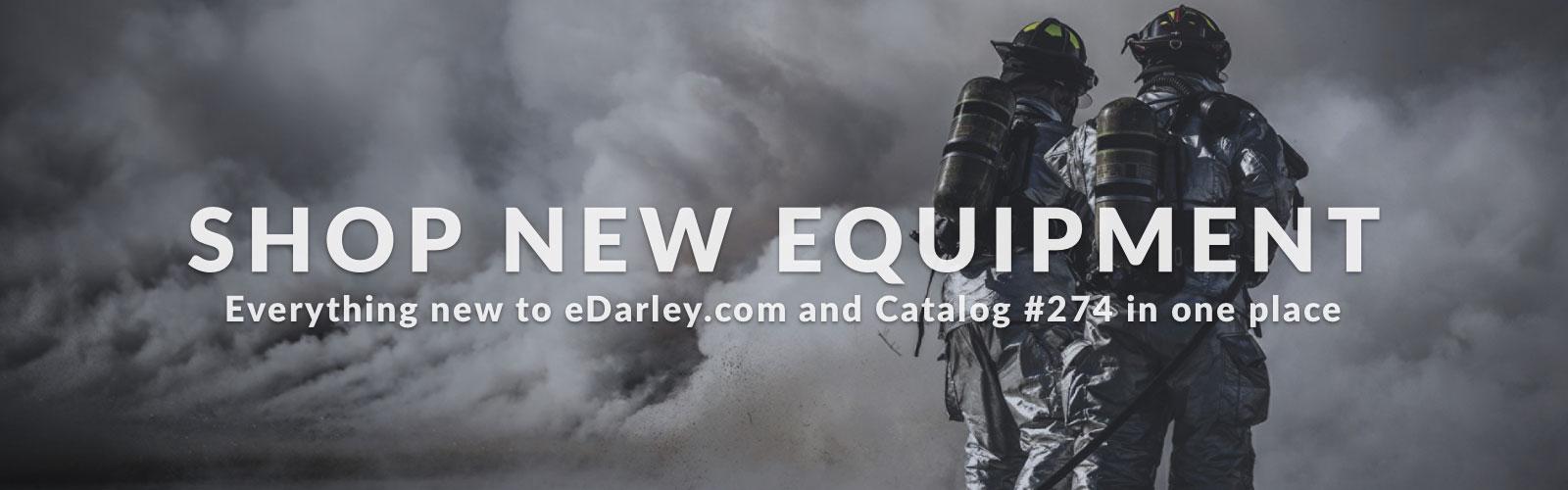 New Equipment Banner