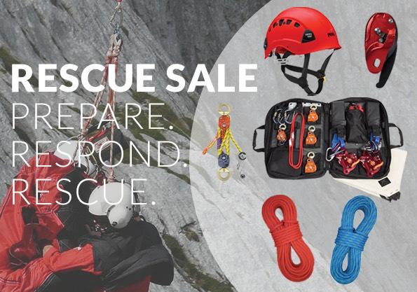 Rescue Sale Banner