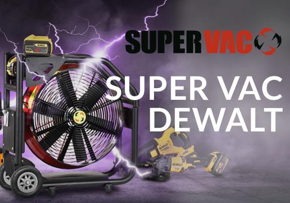 Super Vac Banner
